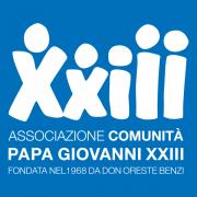Logo Comunità Papa Giovanni XXIII - APG23